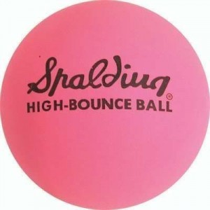 Spaulding ball for release muscle tension